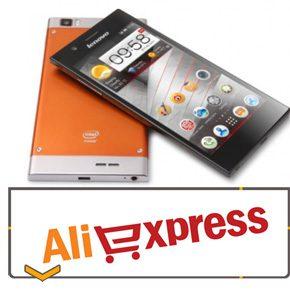 Aliexpress смартфоны