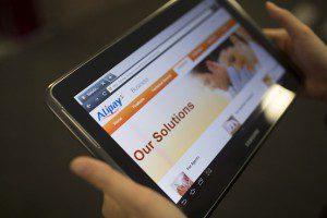 Оплата онлайн Alipay