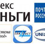 Пополнить Яндекс кошелек через системы переводов