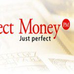 Регистрация в системе Perfect Money