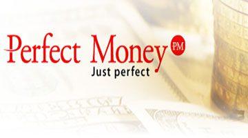 Регистрация в системе Perfect Money