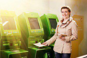 Оплата через терминал
