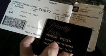 Priority pass карта