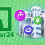 Приват 24 оплата коммунальных услуг