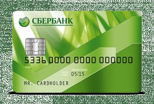 Visa Electron Сбербанка