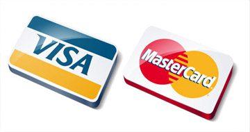 Visa или MasterCard
