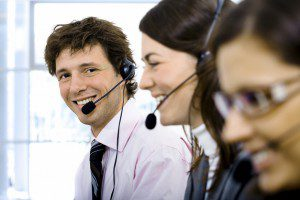 Звонок в Call Center