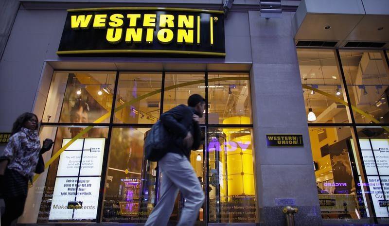 Банк в котором можно получить Western Union