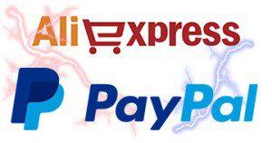 Предоставление аккаунта PayPal на Aliexpress