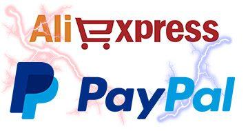 Предоставления аккаунта Paypal на Aliexpress