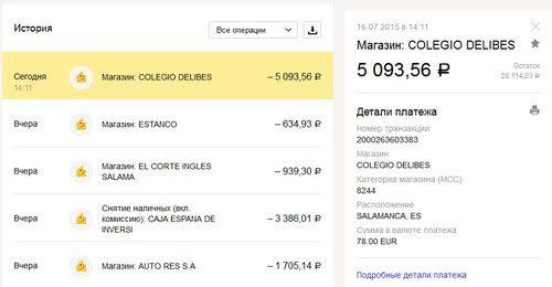История Яндекс.Денег