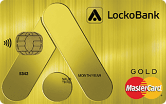 Локо-банк Masterсard Gold «Пакет Простой доход»