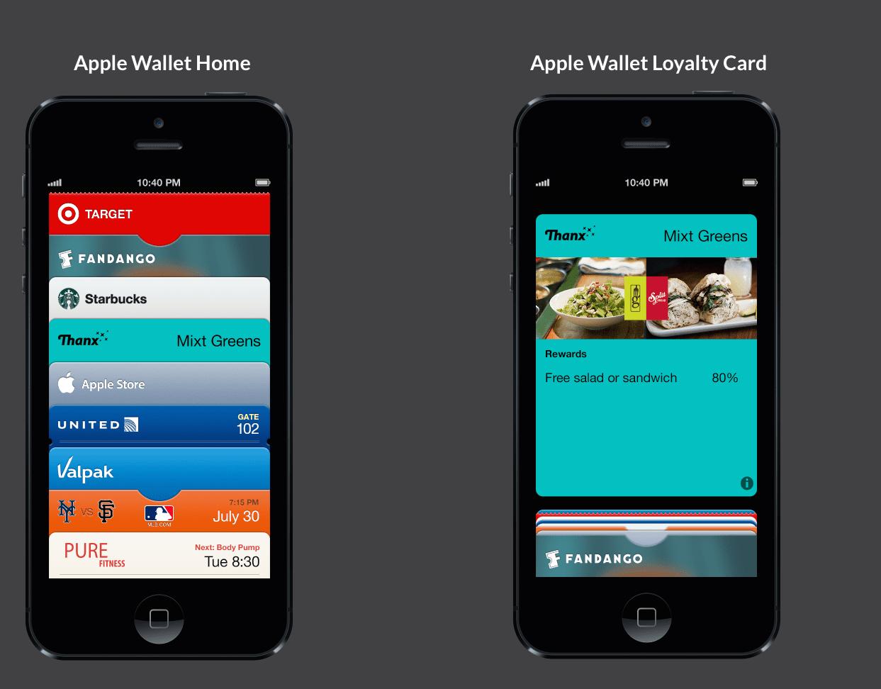Wallet на айфоне как пользоваться