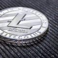 Монета Litecoin5c5b410cc8fe1