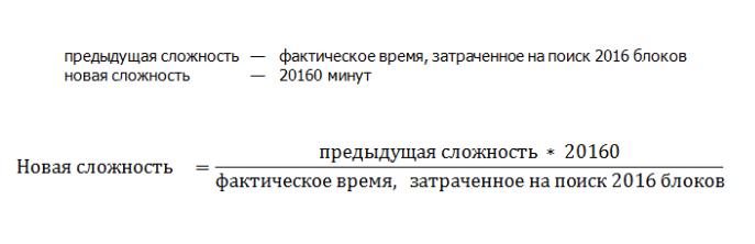 вычисление сложности биткоин5c5b4237a903c