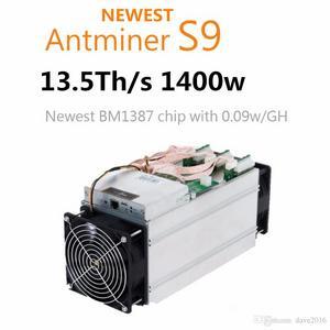 Antminer S9 – ASIC майнер от BitMain с высокой производительностью5c5b429bea799