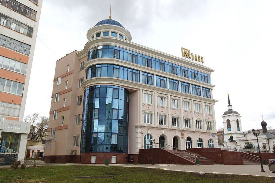 Главный офис КС банка в Саранске5c5b49ec09a78