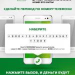 Как перевести деньги на карту Сбербанка через телефон: пошаговая инструкция для владельцев карточек5c5b51c185d63