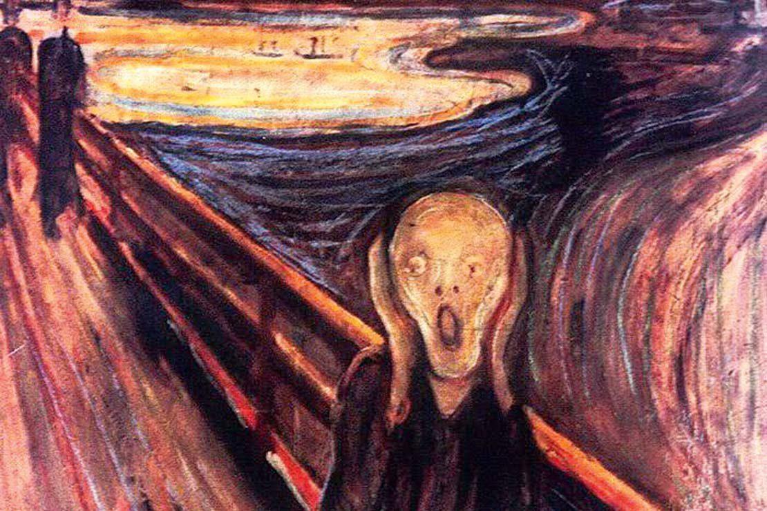 Крик— картина Эдварда Мунка5c5b57d86bbe0