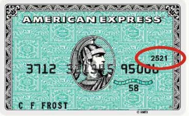 Код безопасности на карте American Express5c5b5d776f9f0