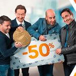 Специальная программа по потребительскому кредитованию от БинБанка — скидки до 50%5c5b5dee0ca61
