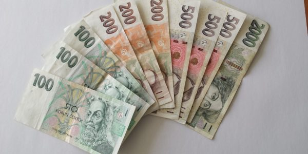 Чешские кроны. Эти банкноты сейчас в ходу.5c5b62ad1d77c