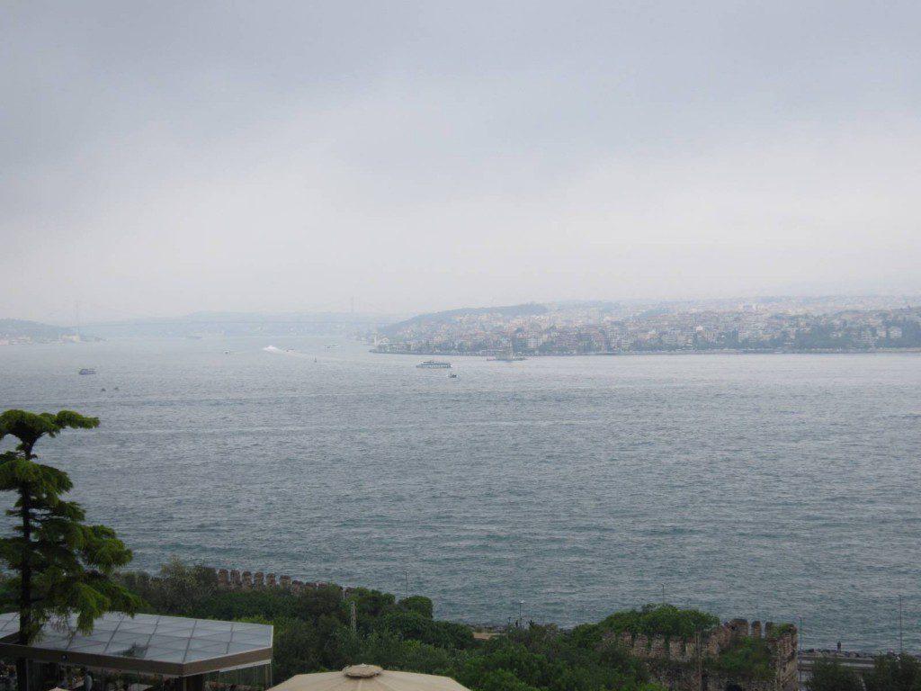 Вид на Босфорский пролив5c5b62b518498