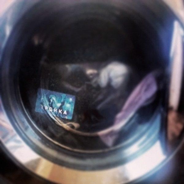 Постирал карту Тройка в стиральной машине5c5ac414ca1ff