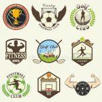 Картинки спортивные логотипы – ᐈ Спортивные логотипы в — векторные изображения, рисунок спорта логотип > скачать на Depositphotos®5c5ac382736c0