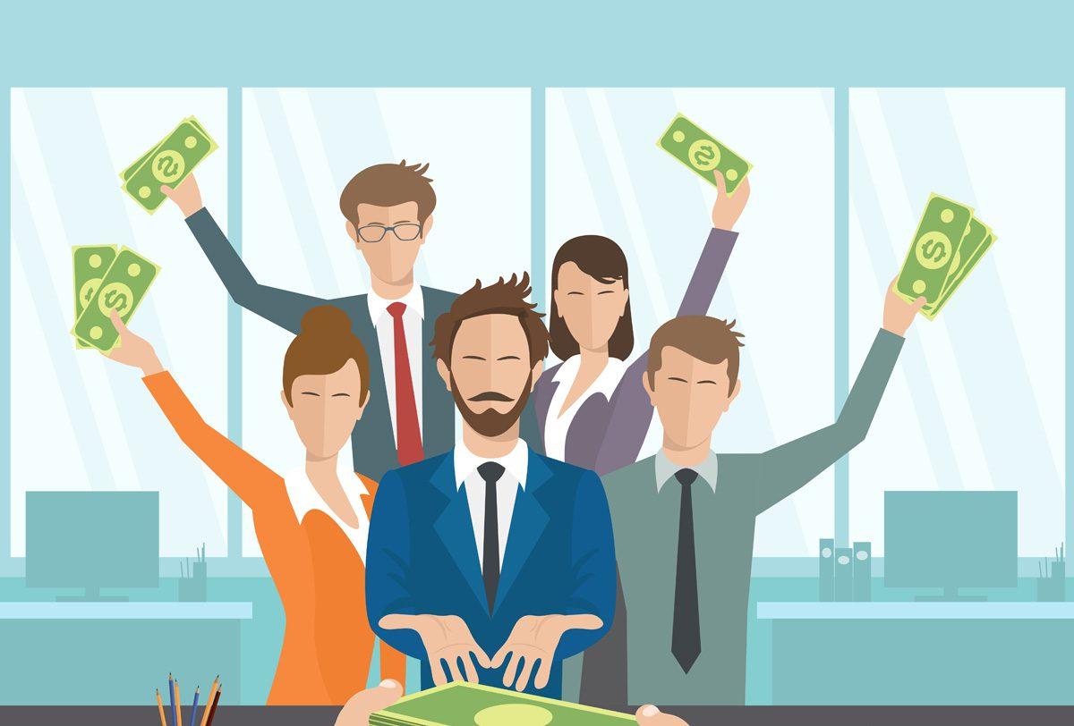 Как рассчитать аванс по зарплате в 2019 году