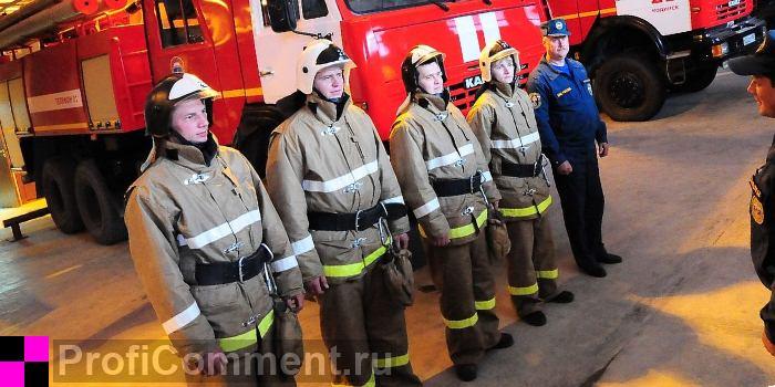 Повышение зарплаты пожарным и МЧС в 20185c5b17e154db0
