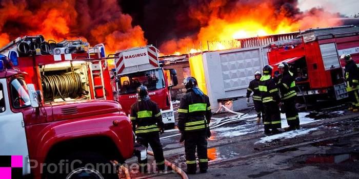 Повышение зарплаты пожарным в 20185c5b17e1d7029