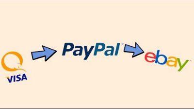 Для заключения сделки на аукционе eBay владельцу карты Киви требуется убедиться в том, что продавец принимает для оплаты платёжные средства ПэйПэл5c5b1b41e2e3e