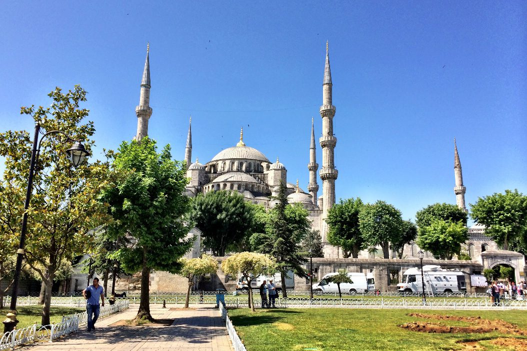 Фото Голубой мечети5c5b209da9172