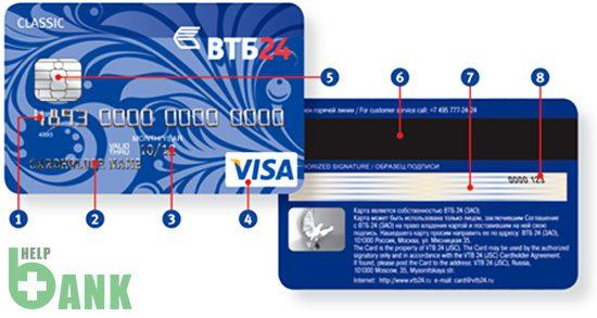 Как проверить баланс карты ВТБ 245c5b27fede52d
