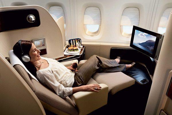 Использовать мили можно на полеты бизнес-классом в самолете5c5b2d63d4d99
