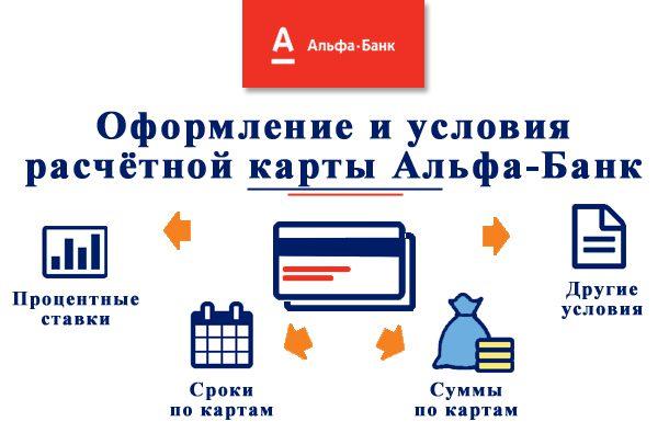 Расчётная карта Альфа-Банк5c5b34a63ac34