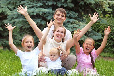 Многодетная семья5c5b352958133