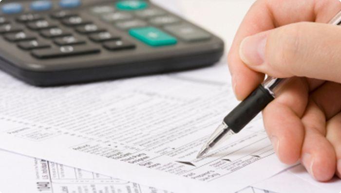 Декларация 3 НДФЛ для получения стандартного налогового вычета5c5b359e5703c