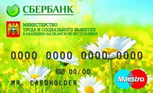 Социальная карта Сбербанка5c5b3687dca27
