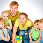 Многодетная семья5c5b36dc68368