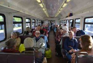 Пассажиры на электричке5c5b36ed698db