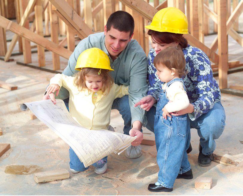 Можно ли использовать материнский капитал на строительство дома?5c5b3700df38d