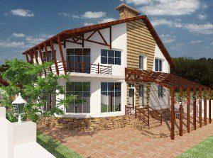 Реконструкция частного дома5c5b370852ea1