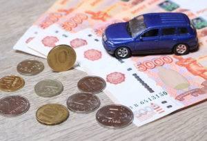 Игрушечный автомобиль и деньги5c5b3830b692a