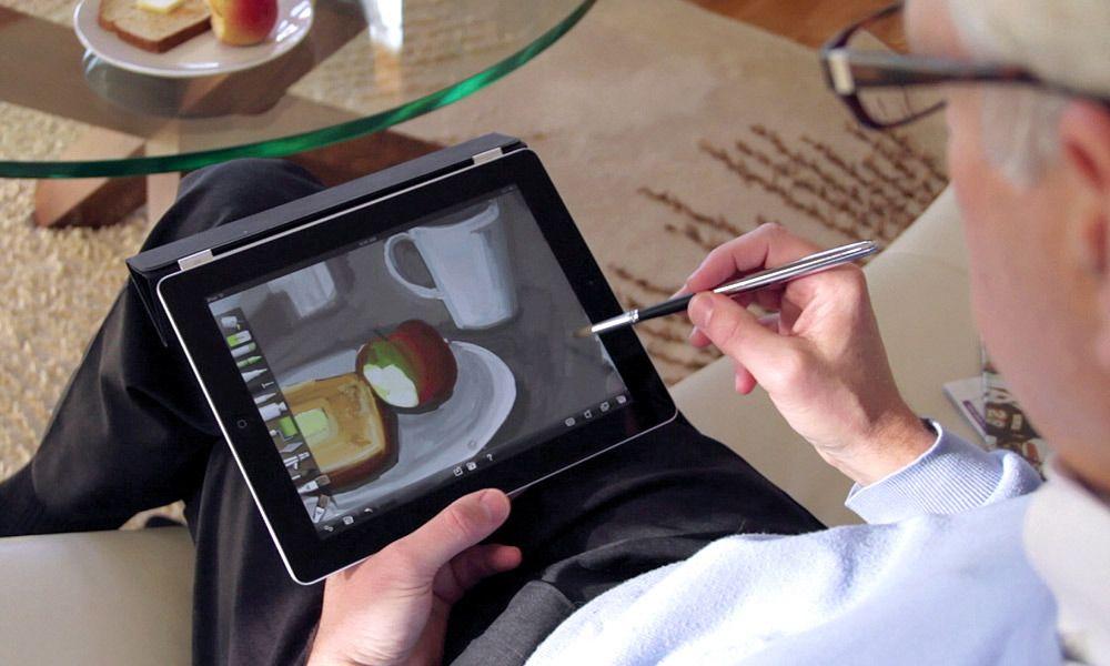Рисуем на iPad5c5b398ebcbe6