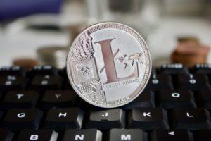 Litecoin монета5c5b3b304eb13