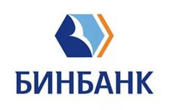 Логотип банка Бинбанк5c5d60aa20a65