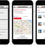 Мобильное приложение от Юникредит банка5c5d6172718f3