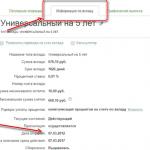 Как узнать дату открытия счета в Сбербанке5c5d64d0320de
